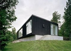No.5 House: Stylish minimalist home in the heart of Sweden | Freshome