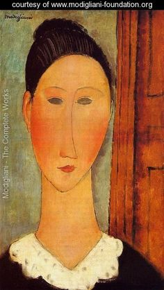 Head 1915 2 - Amedeo Modigliani - www.modigliani-foundation.org