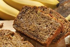 Chia Banana Cake: This cake cuts out the sugar and delivers natural sweetness with bananas, honey and vanilla.
