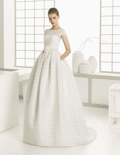 Site Officiel de Couture Mariage - robe de mariées Rosa Clara, accessoires de mariage et robes de cocktails
