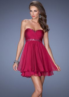 hemsandsleeves.com cheap-short-prom-dresses-09 #cutedresses
