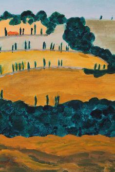 Toscaans landschap 2