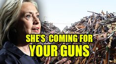If you allow the creep to be elected, Hillary Clinton WILLcome for your guns ladies and gentleman. We must do everything possible to keep this woman from becoming the next president of this country. The NRA endorsed Trump at its convention earlier this year. In a leaked audio from a fundraiser in New York,Clinton tells...Read More