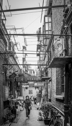 https://flic.kr/p/q5oA21 | Shanghai Old Street - Tian Zi Fang - China | Canon EOS 700D