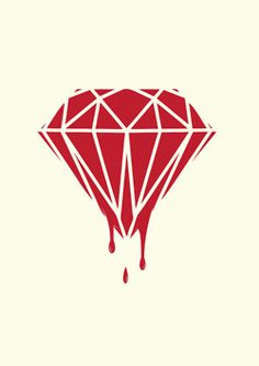 blood diamond. The truth is too real for some people.