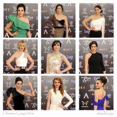 Alfombra Roja Premios Goya 2014