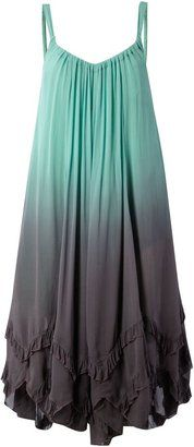 ShopStyle: House of FraserWomen's Label Lab Dip dyed swing dress