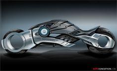 Marvel Comics Seeking Electric Bike to Star in Superhero Movie