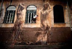 Arte urbano - 7 - Maldito Insolente