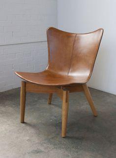 Michael W. Dreeben - Shell Lounge Chair