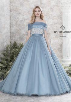 531017651920e ハーディエイミスの可愛いウェディングドレス・カラードレスまとめ