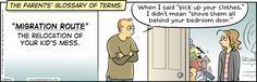 Pajama Diaries Comic Strip for January 22, 2015 | Comics Kingdom
