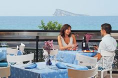 Hotel RH Corona del Mar - Restaurante