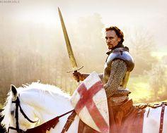 Tom Hiddleston - The Hollow Crown (Henry V)