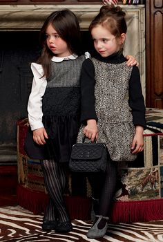 Little girl chic