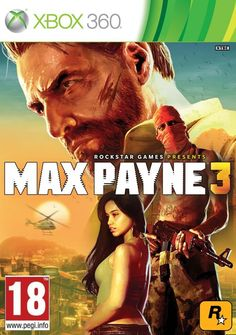 Take 2 Interactive Xbox 360 - Max Payne 3 Max Payne 3, Mafia, Xbox 360 System, 2012 Games, Best Pc Games, Game Presents, Gangster, Latest Video Games, Police Detective