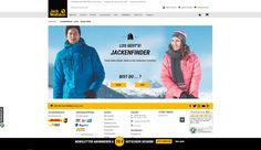 Jack Wolfskin, based in Idstein, Germany, is one of the largest sportswear and outdoor equipment providers worldwide. Jack Wolfskin has manufactured sports, hiking, outdoor and functional clothing, footwear and equipment since 1981.  After the rollout of the Jack Wolfskin online store in over 25 European countries, Mobizcorp also launched the pages for the Chinese, Russian and Japanese markets.