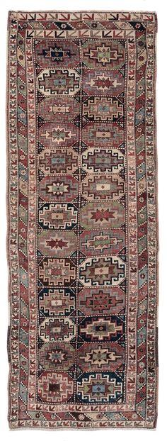 Tappeto caucasico Mogan fine XIX inizio XX secolo from cambi casa d'este
