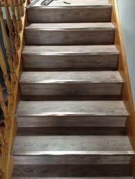 Vinyl Plank Flooring Stair Treads