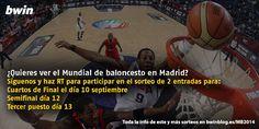 bwin sorteo entradas madrid mundial baloncesto 2014