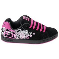 Womens DC shoes