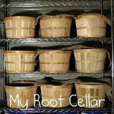 Making an underground root cellar was my fall project for the year This article shows step-by-step how it was designed and constructed, from the planning stage to the final result, including information on drainage, ventilation, and. Aquaponics System, Aquaponics Diy, Hydroponics, Fall Projects, Homestead Survival, Preserving Food, Canning Recipes, The Ranch, Emergency Preparedness