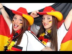 Устойчивые выражения на немецком - YouTube