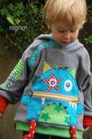 farbenmix Herbstkollektion 2014 Jungen-Sweater GONZALO, farbenmix.de #sewing #nähen #farbenmix