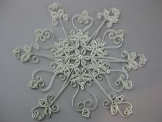 quilling: something I love to look at, but don't possess the patience to do myself.