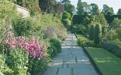 The Little Walled Garden in Crathes Castle, (Gardens Of Britain by Helena Attlee (with photographs by Alex Ramsey)