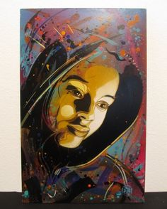 Christian Guémy, also known as C215, is a street artist known for his revered stencil graffiti. Born in Paris in 1973, C215 has spread his art around the globe with a public art career that began in 2005 and quickly established him as an international name.
