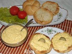 Rozi erdélyi,székely konyhája: Tojáskrém