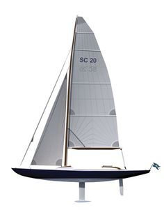DaysailerI graduated from the rented Sea Scouter little piglet to the wonderful, Phil Rhod Catsup,Perry on Design Wooden Boat Plans, Wooden Boats, Yacht Design, Boat Design, Chris Craft Boats, All About Water, Classic Sailing, Scandinavian Countries, Sail Boats