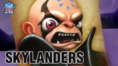 Skylanders Trap Team KAOS Battle Gameplay SPOILERS Chapter 18