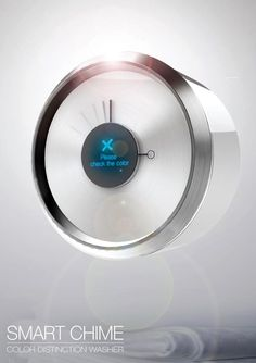 The end of ruined laundry? Introducing the intelligent washing machine