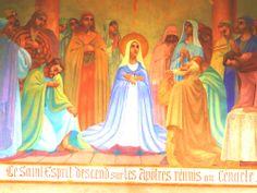 Calvaire de PontchateauSommaireLes sites religieuxCénacle