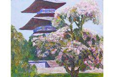 Spring-Time Lilac Blossoms on OneKingsLane.com