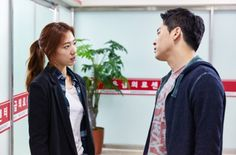 """""""Brother"""" Reveals More Stills Of Park Shin Hye With Jo Jung Suk And EXO's D.O 
