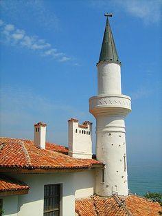 Balchik, Bulgaria http://www.stopsleepgo.com/vacation-rentals/Bulgaria