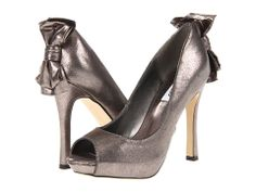 9 Metallic Wedding Shoes