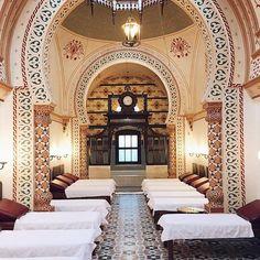Turkish Baths Harrogate Japanese Bath, The Royal Tenenbaums, Steam Bath, Grand Budapest Hotel, Moonrise Kingdom, Turkish Bath, Montpellier, Jacuzzi, Old Things