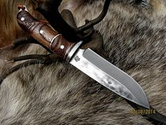 Hand made knives CPM 154 CM steel