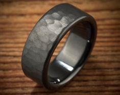 Anillo de bodas confort Varonil ajuste anillo de por spexton