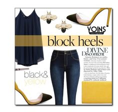 """""""YOINS 7/1"""" by tamsy13 ❤ liked on Polyvore featuring yoins, yoinscollection and loveyoins"""