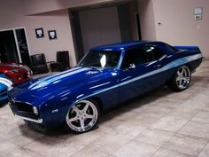1969 Chevrolet Camaro SS 2dr Coupe