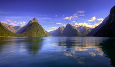 New Zealand is a perfect balance of natural and cultural beauty - visit a beach in the morning, take an afternoon hike to watch the sun set over the mountains, and spend the evening in the hustle and bustle of the city.