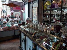 Meert Chocolate Shop, Paris