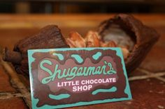 Shugarman's Little Chocolate Shop || Turquoise Trail National Scenic Byway (New Mexico)