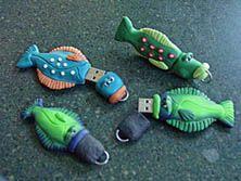 Karen Ottenbreit - Fish Lips and Bird Feet Studio -- Datapods 2 (fishlipsnadbirdteeth.com)