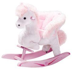 Pegasus Rocking Horse Pink